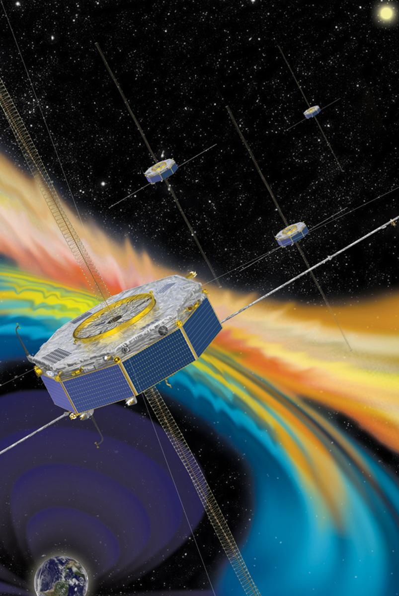 Satellite Quartet: NASA's Magnetospheric Multiscale ...