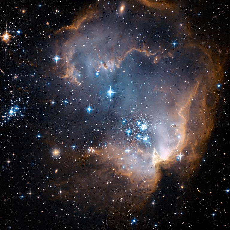 2007: NGC 602