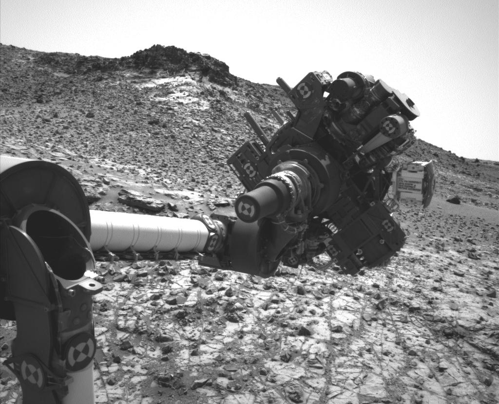 NASA Finds Likely Source of Mars Rover Curiosity's Short Circuit