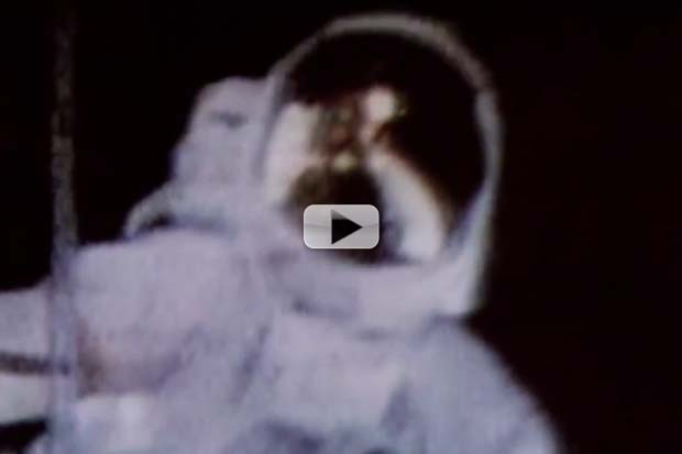 Apollo 9 Spacewalk Glitch Led To Life-Altering Experience | Video