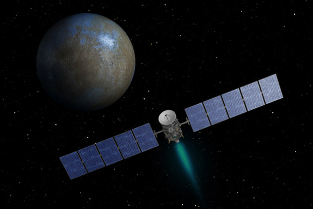 Studying Dwarf Planet Ceres: Q&A with Dawn Scientist Chris Russell