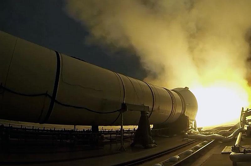 WATCH LIVE @ 9:30 a.m. ET Tuesday: NASA Test-Firing Next-Gen Megarocket