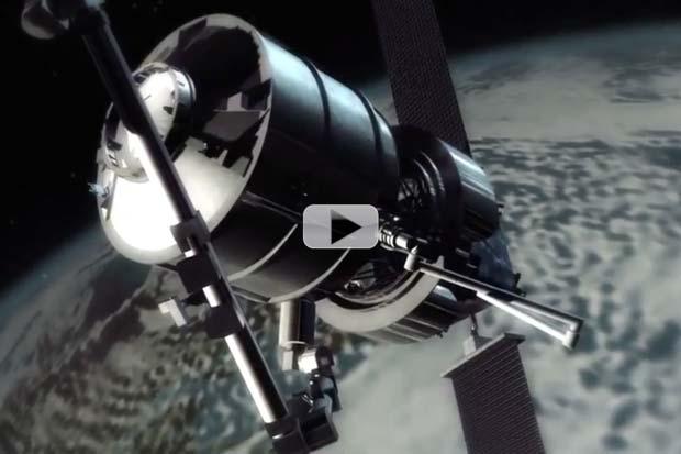Meet 'Jupiter': Lockheed Martin's Space Cargo Tug | Video