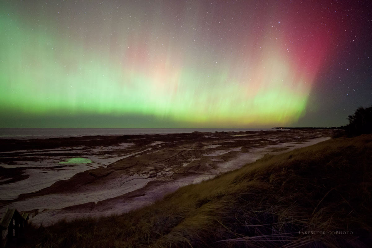 Aurora Over Northern Michigan #1