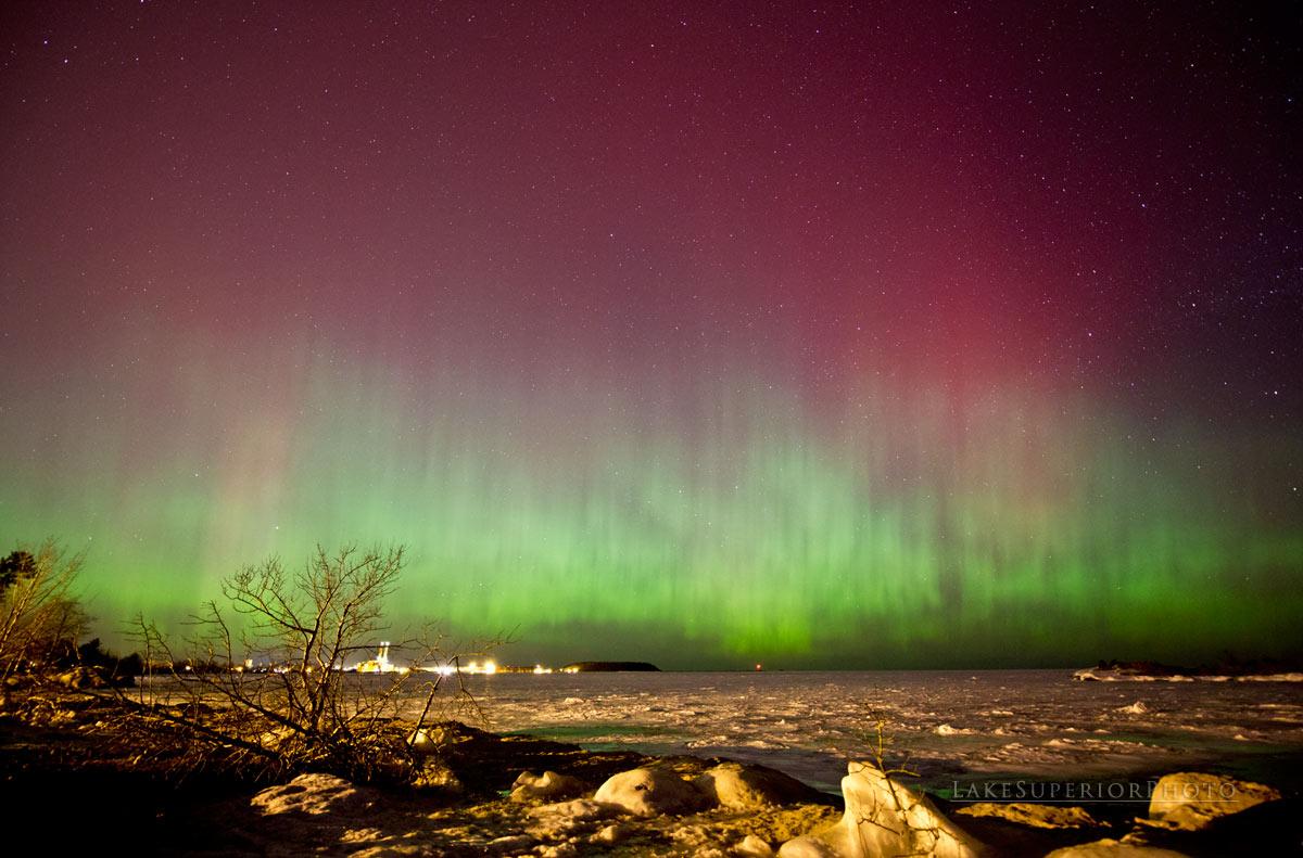 Aurora Over Northern Michigan #3