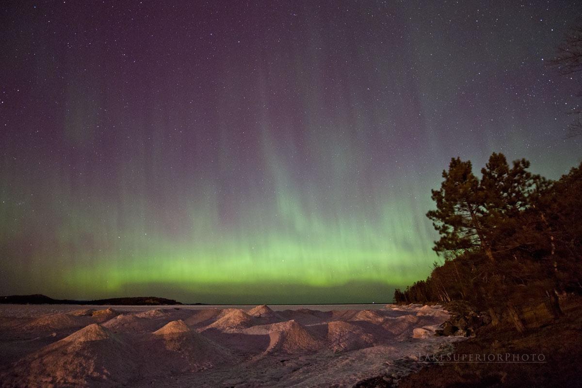 Aurora Over Northern Michigan #4