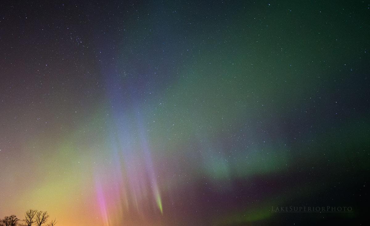 Aurora Over Northern Michigan #5