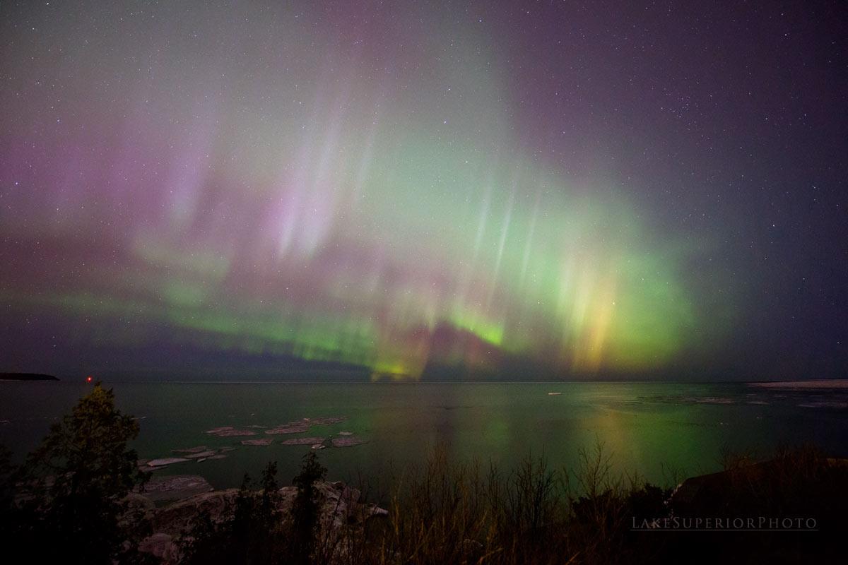 Aurora Over Northern Michigan #6