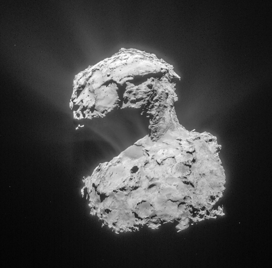 Rosetta Spacecraft Makes Nitrogen Discovery on Comet