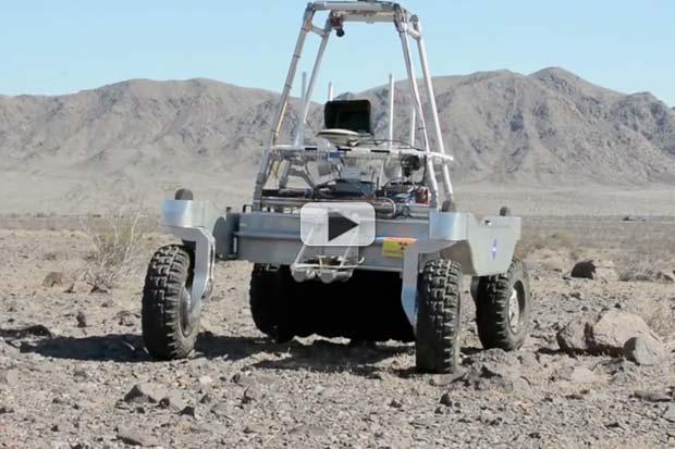 Search for Alien Water Begins in Mojave Desert | Video