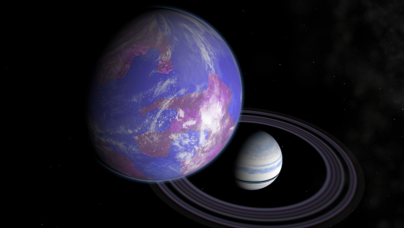 Eying Exomoons in the Search for E.T.