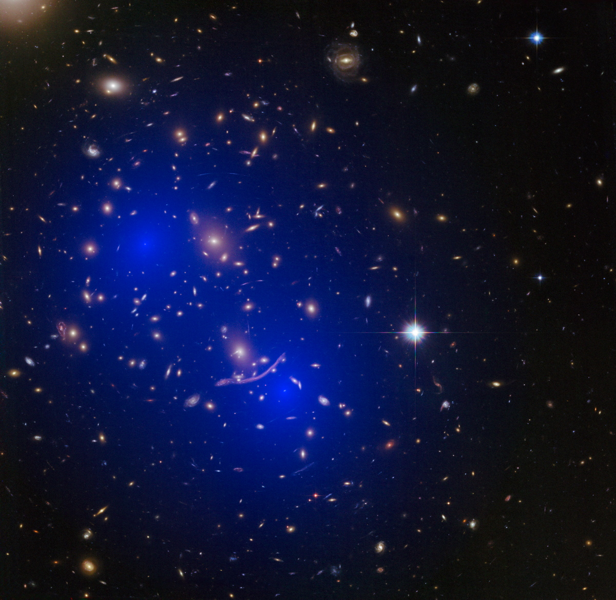 Dark Matter Probably Isn't a Mirror Universe, Colliding ...