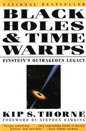 """Black Holes and Time Warps: Einstein's Outrageous Legacy"" by Kip Thorne."