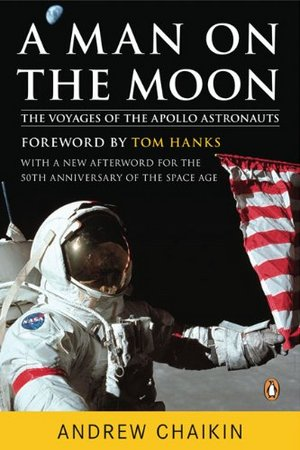 """A Man on the Moon: The Voyages of the Apollo Astronauts"" by Andrew Chaikin."