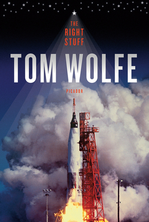 """The Right Stuff"" by Tom Wolfe."
