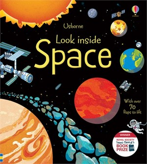 """Look Inside Space"" by Rob Lloyd Jones."
