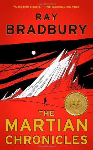 """The Martian Chronicles"" by Ray Bradbury."