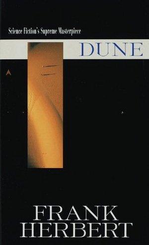 """Dune"" by Frank Herbert."