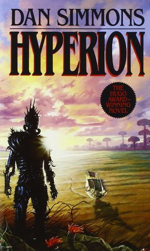 """Hyperion"" by Dan Simmons."