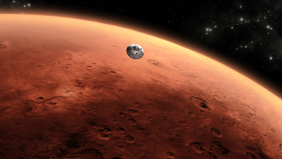 Manned Mars Mission Plan: Astronauts Could Orbit by 2033, Land by 2039