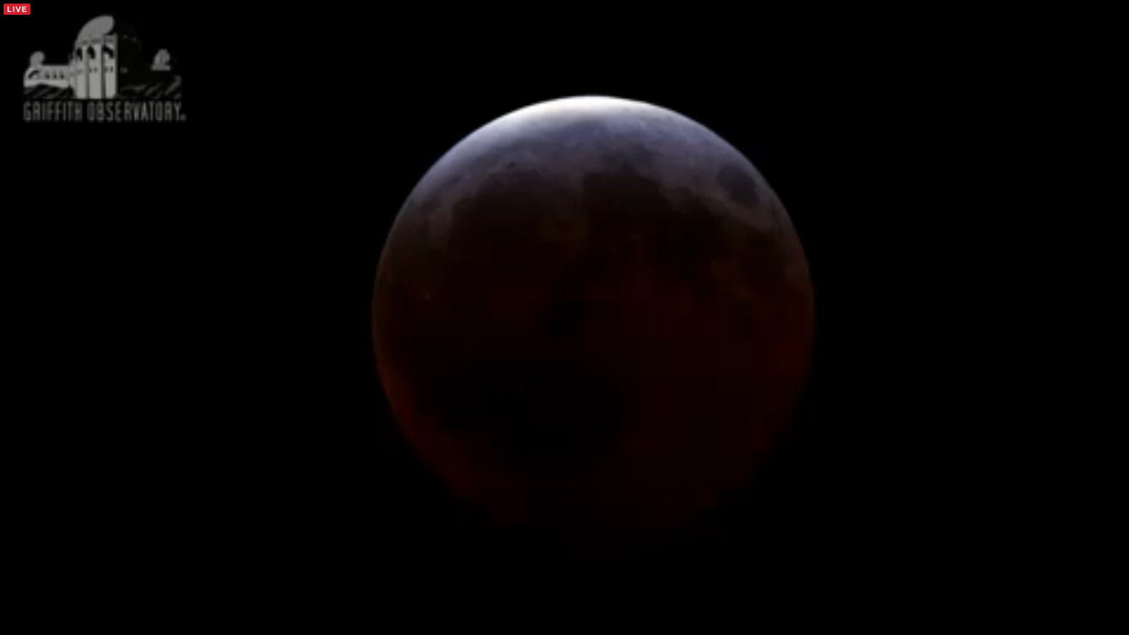 Moon in Earth's Shadow: April 4 Lunar Eclipse