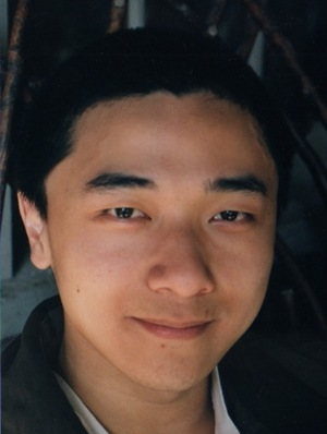 Author Ken Liu.