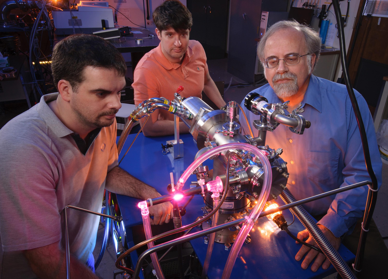 NASA Ames Scientists