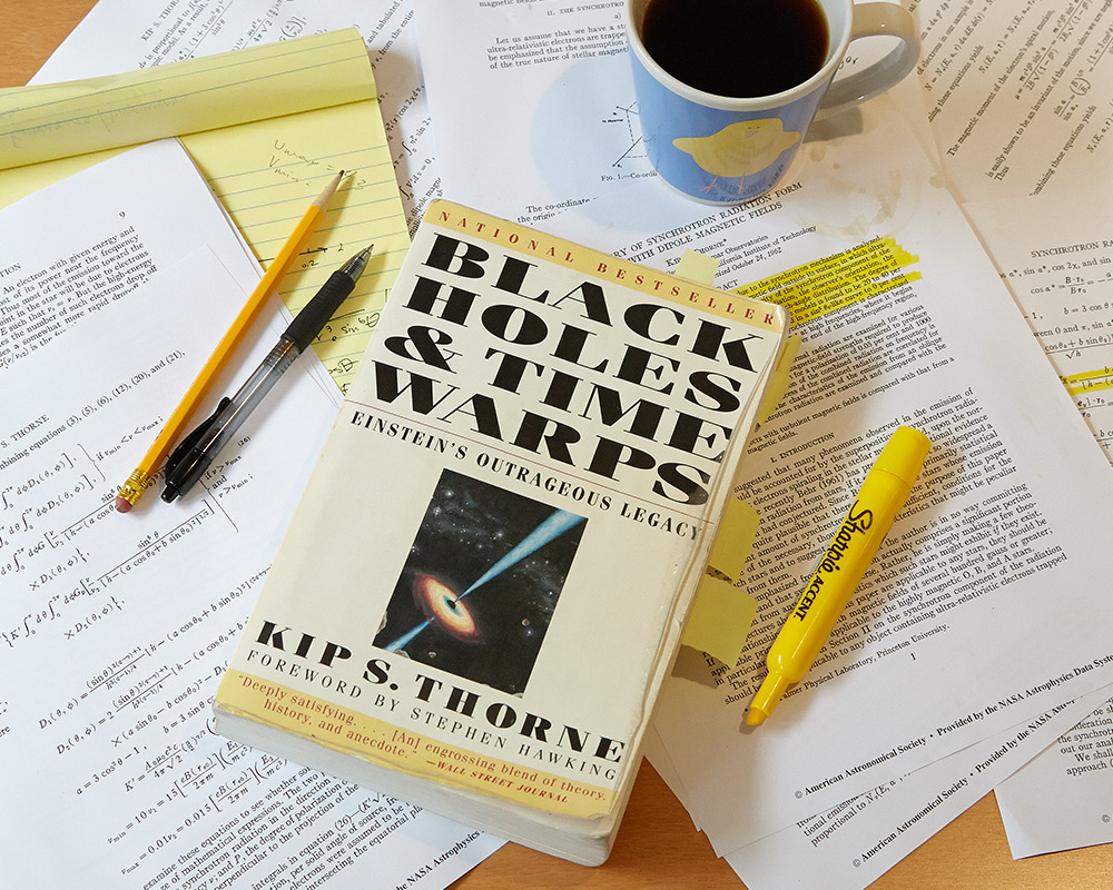 Research Paper On Black Holes