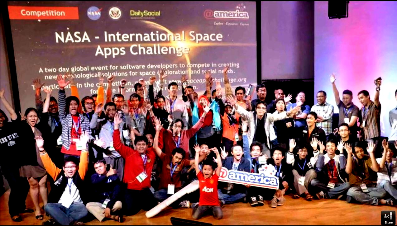 Space Apps Challenge - Cosmic Hackathon