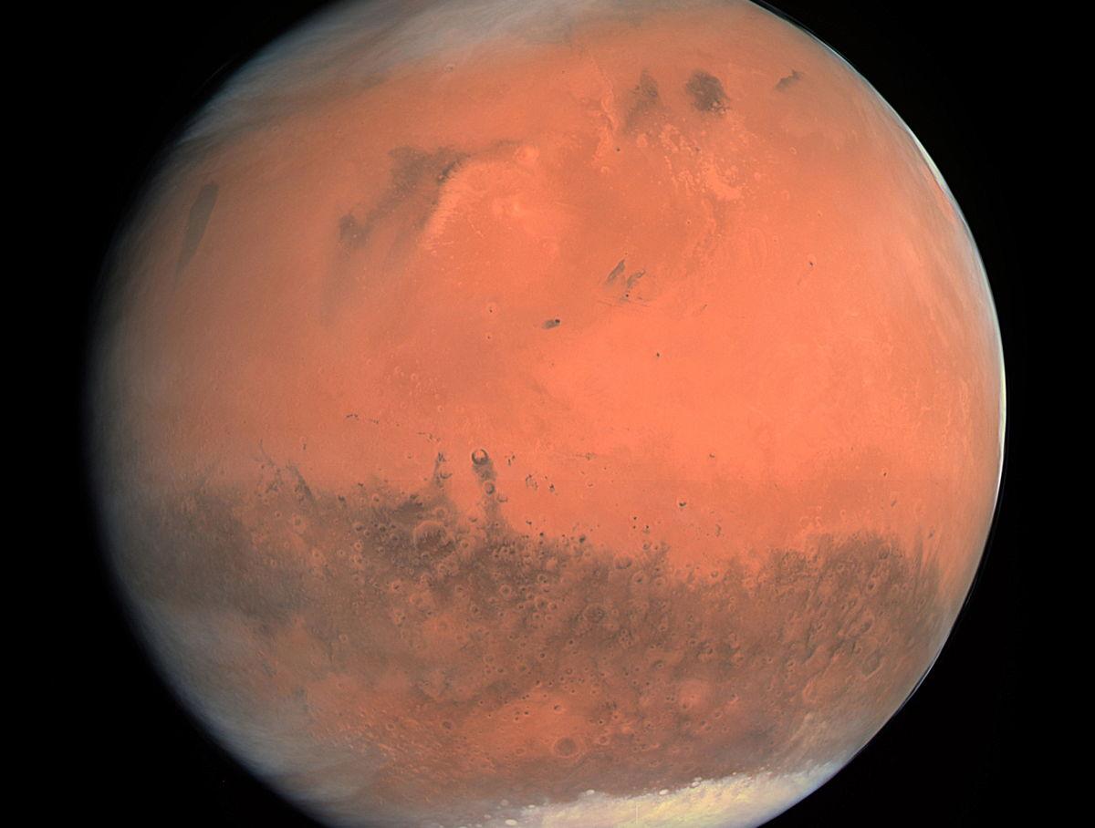 Mars Full Image