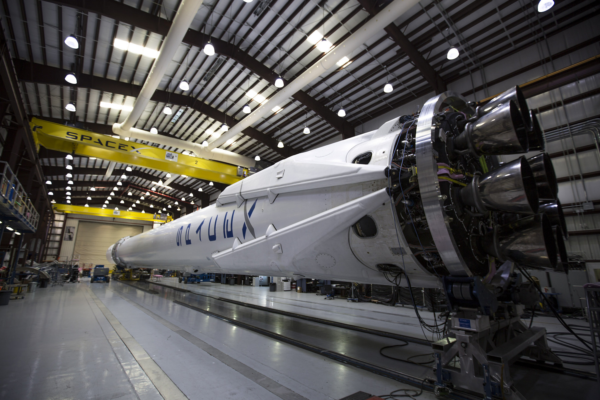 SpaceX to Try Daring Rocket Landing Again Monday