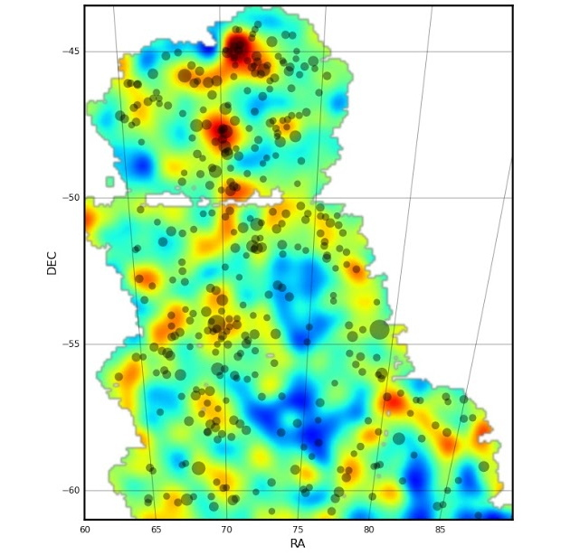 Dark Matter Illuminated in New High-Resolution Maps