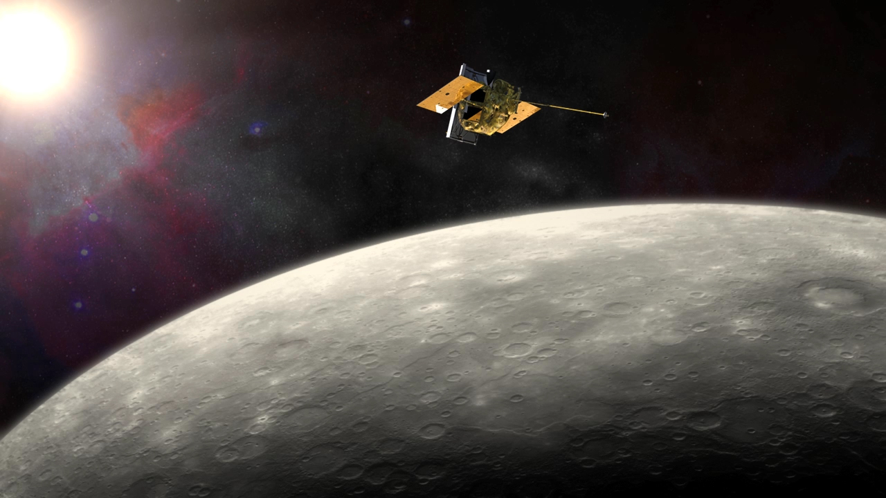 Mercury Probe's Dramatic Death Plunge Set for April 30