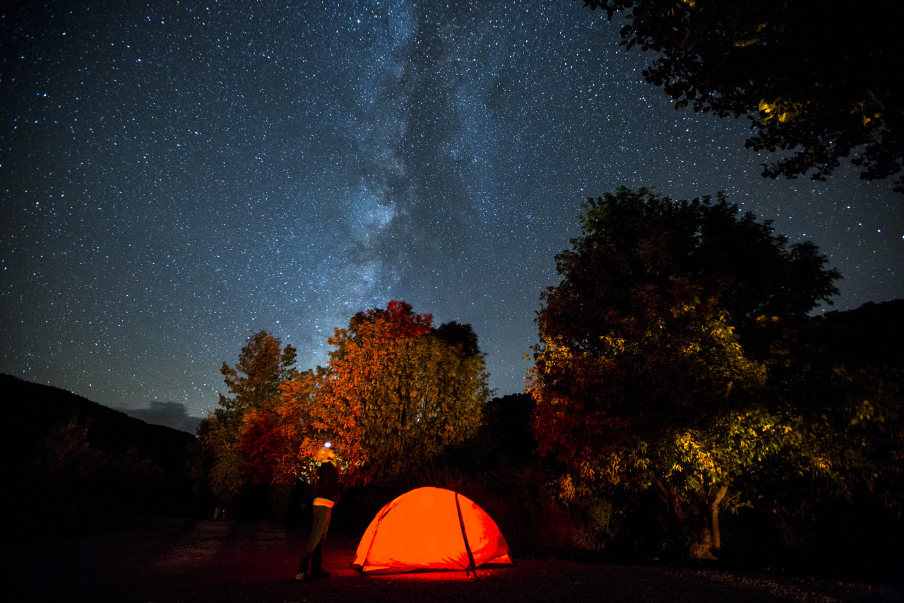 Stunning Night-Sky Images from the American Desert (Photos)