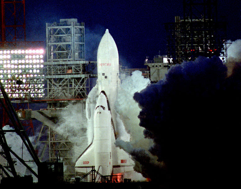 Buran: The Soviet Space Shuttle
