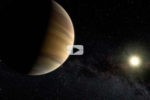 First Direct Light From An Exoplanet Changes Game | Video