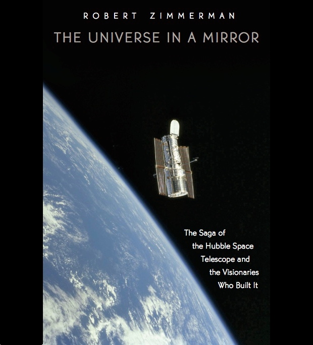 Writing Hubble Telescope History: Q&A with Author Robert Zimmerman