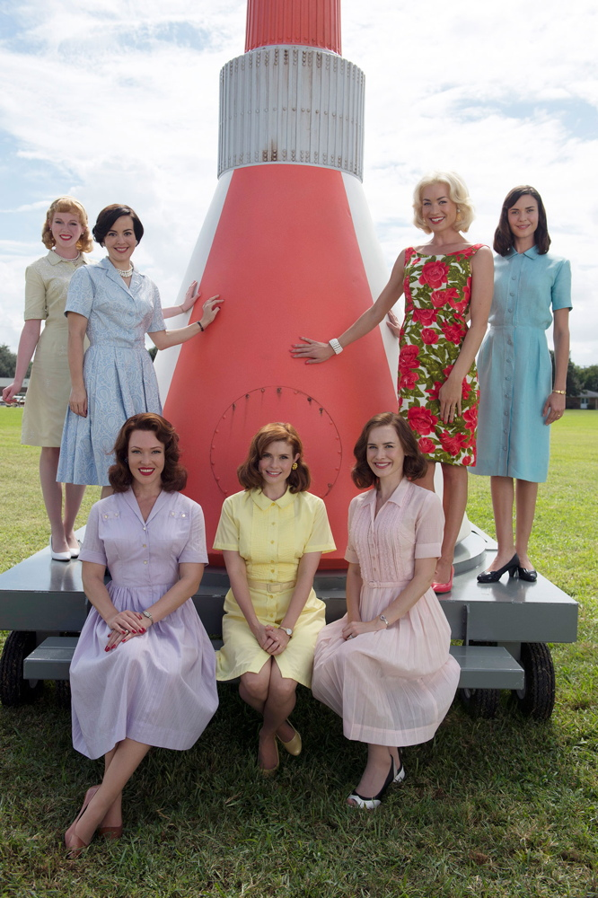 'The Astronaut Wives Club' Stars