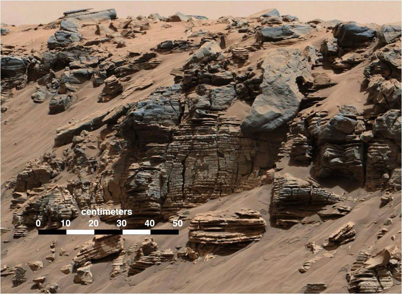 Could Mars Rover Curiosity's Wheel Damage Be Caused by Corrosion?