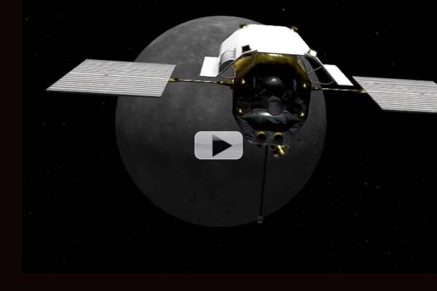 MESSENGER Is Dead, Long Live Its Mercury Imagery | Video