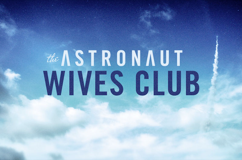 'The Astronaut Wives Club' Title