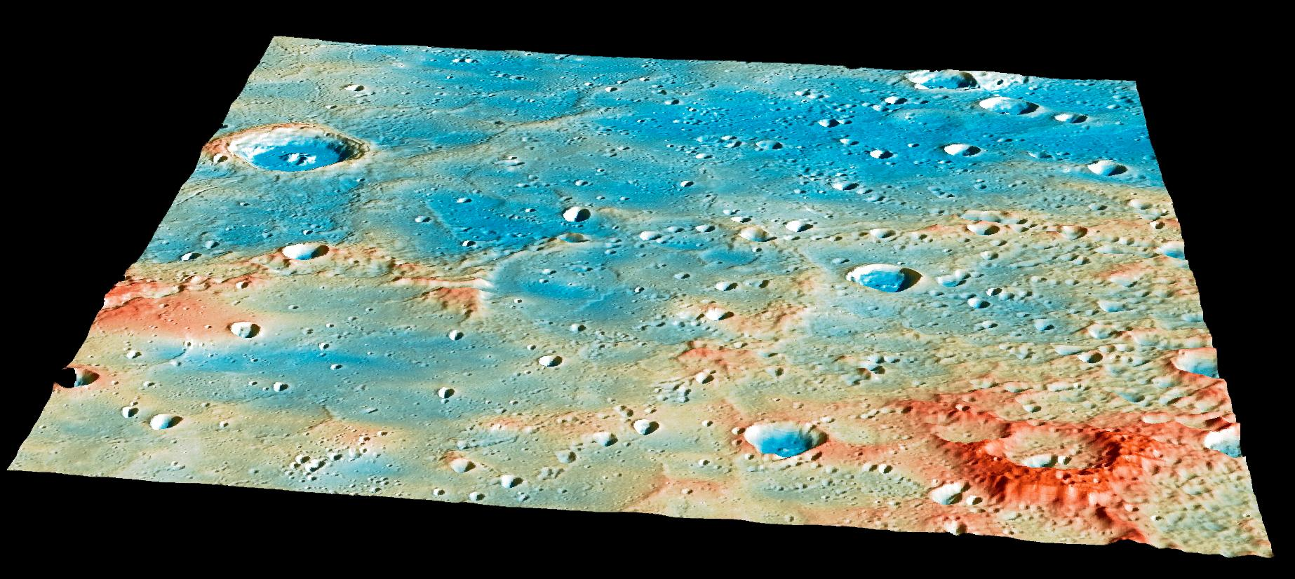 Farewell, MESSENGER! NASA Probe Crashes Into Mercury
