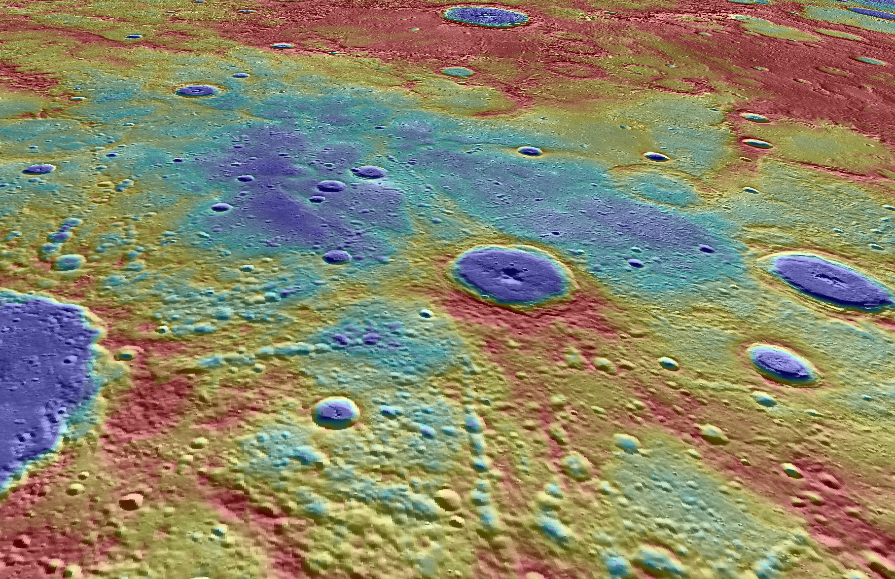 Mercury's Magnetism May Have Once Rivaled Earth's