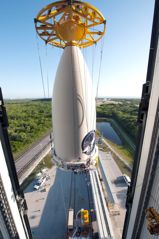 AFSPC-5 Payload Encapsulation Looking Out