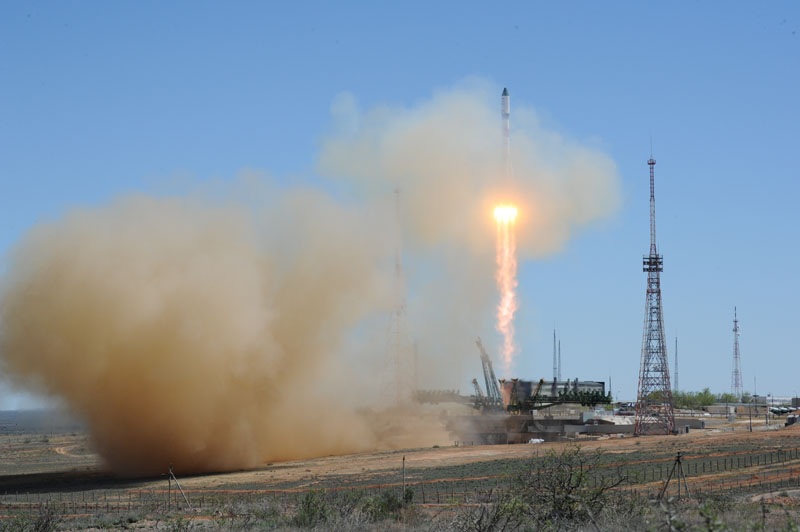 Russian Space Cargo Ship Crash Blamed on Soyuz Rocket
