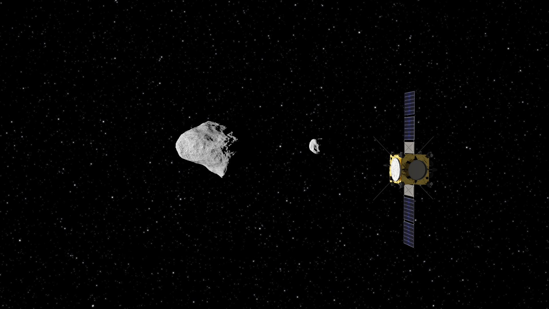 Avoiding 'Armageddon': Asteroid Deflection Test Planned for 2022