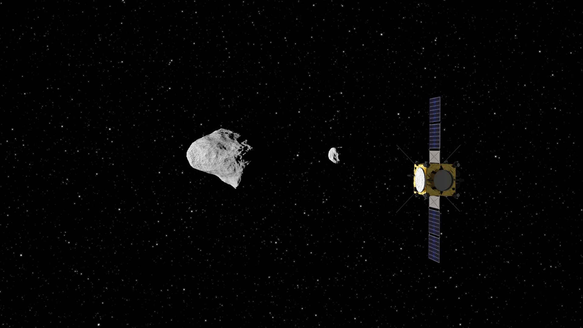 Avoiding 'Armageddon': Asteroid Deflection Test Planned ...