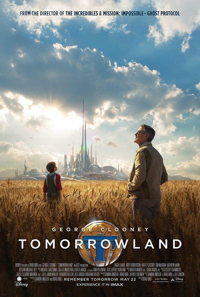 'Tomorrowland': Disney's Retro Future Sci-Fi Film in Pictures