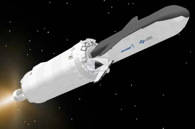 X-37B Space Plane Rocket Ride Explained   Video