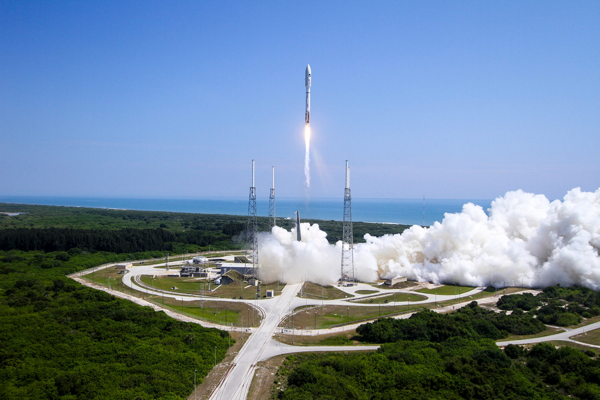 AFSPC-5 Launch on May 20, 2015 #3